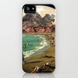 Uncharted Merriment iPhone Case