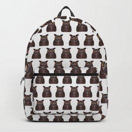 Great Horned Owl 2016 Backpack