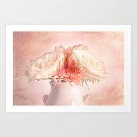 blossom Art Prints featuring Blossom  by Terri Ellis