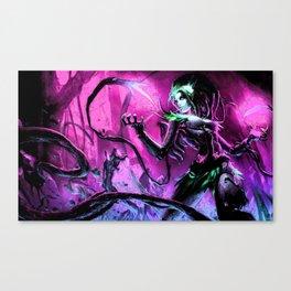 Zyra Canvas Print