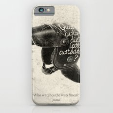 Quis custodiet ipsos custodes? iPhone 6s Slim Case