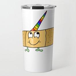 BandAid-Corn Travel Mug