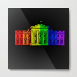 Marriage Equality Metal Print
