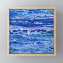 Distant Shores Framed Mini Art Print