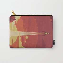 Atomic Sky Carry-All Pouch
