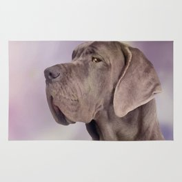 Great Dane  -Deutsche Dogge Rug