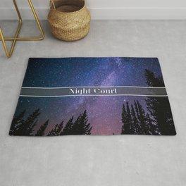 Night Court Rug