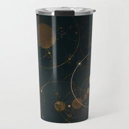 Day 1127 /// Cosmic Volume Overlap Travel Mug