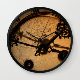 The Clock The Time  Wall Clock
