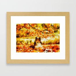 Incondicional Framed Art Print