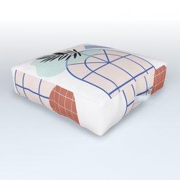 // Royal Gardens 02 Outdoor Floor Cushion