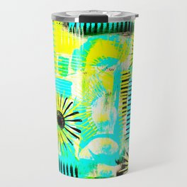 Acid Burst Travel Mug