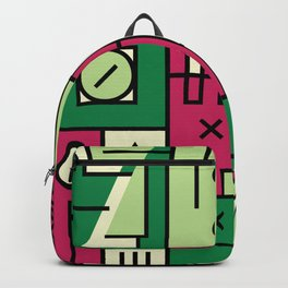 Play on words | Such is life Backpack