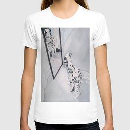 Roxie the Dalmatian 1 T-shirt