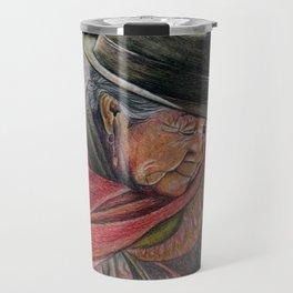 Scarf Travel Mug