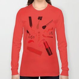 Cosmetic Long Sleeve T-shirt