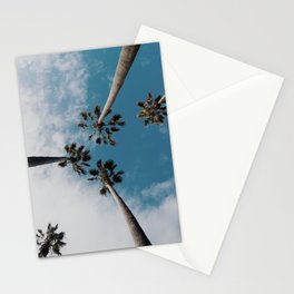 Palm Tree Summer Fun Stationery Cards