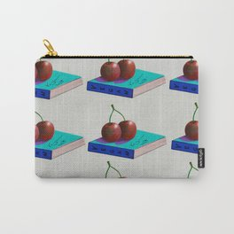 Beautiful illustration of vegan life Carry-All Pouch