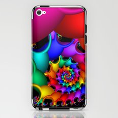 Rainbow I iPhone & iPod Skin