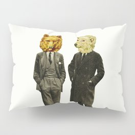 The Likely Lads Pillow Sham