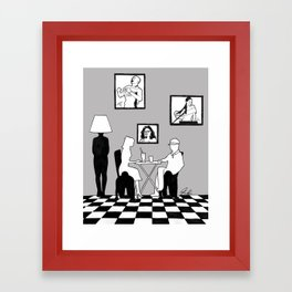 A New Old Reality Framed Art Print