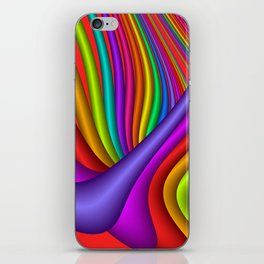 fractals are beautiful -16- iPhone Skin