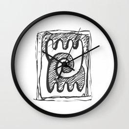Sheeps, Yin&Yang Wall Clock