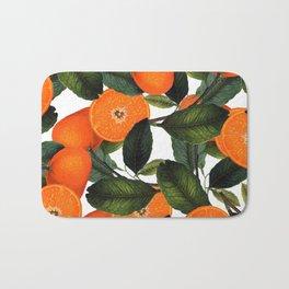 The Forbidden Orange #society6 #decor #buyart Bath Mat