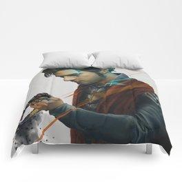 Eliot King Comforters