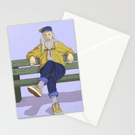 Albus Dumbledore Stationery Cards