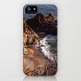 McWay Falls Big Sur iPhone Case