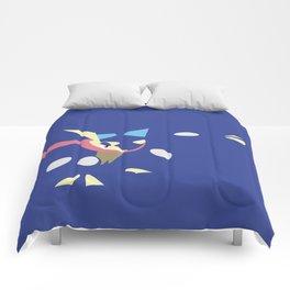 Greninja Comforters