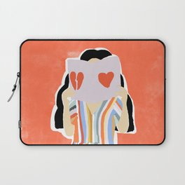 Broken Heart Laptop Sleeve