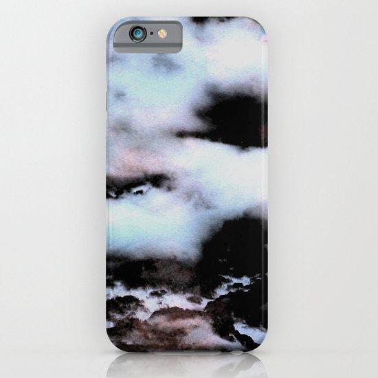 Ice and Smoke iPhone & iPod Case