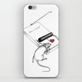It's a trap! iPhone Skin