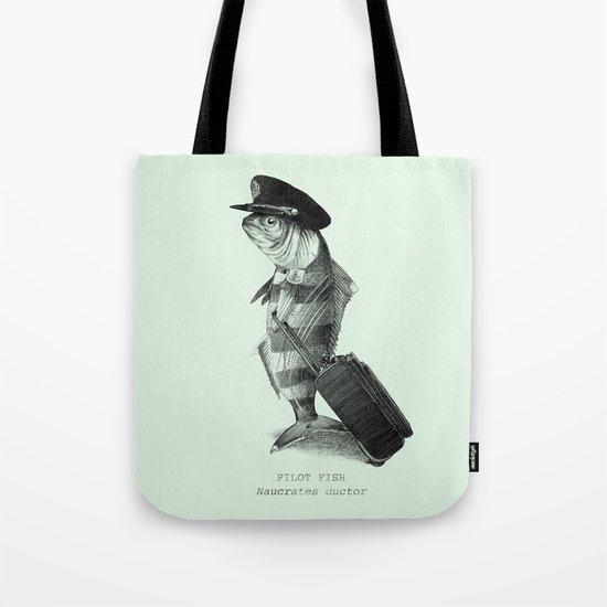 The Pilot (colour option) Tote Bag