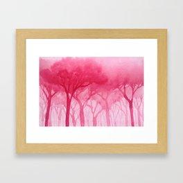 Memory Landscape 11 Framed Art Print