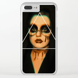 """""""Mother"""" Clear iPhone Case"""
