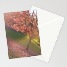 a hint of fall Stationery Cards