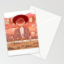 Corn-Cob Kiddo Stationery Cards