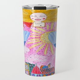 THE GUARDIAN ANGEL Travel Mug
