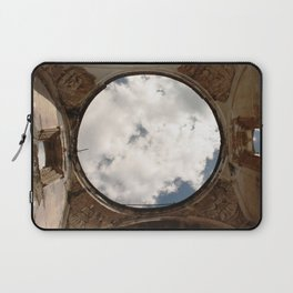 Antigua, Guatemala. Collapsed Cathedral. Laptop Sleeve