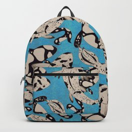 Speckled Koi Backpack