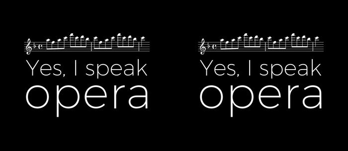 Yes, I speak opera (soprano) Coffee Mug