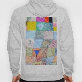 """Paul Klee,"""" freundliches Spiel anagoria """" Hoody"""