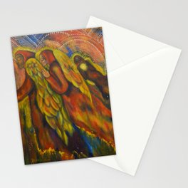 Heavenly Messengers Stationery Cards