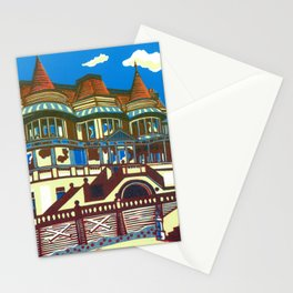 East Cliff Hall (Russell-Cotes Art Gallery & Museum) Stationery Cards