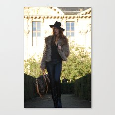 Fashion 4 Canvas Print