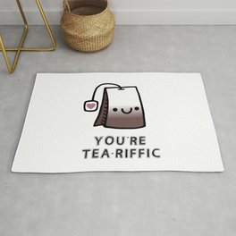 You're Tea-Riffic Rug