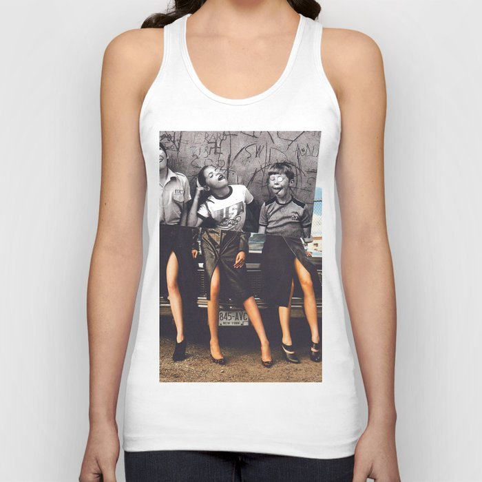 Bad Kids Unisex Tanktop